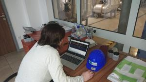 csőfal állapotellenőrzésének szoftveres kiértékelése